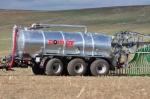 Ассенизационная трехосная машина Т-522 (22000 литров)