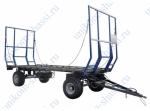 Прицеп тракторный для перевозки рулонов